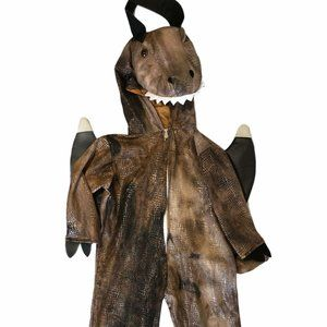Fortress Dragon Wings Tail Costume 2T Halloween Dr